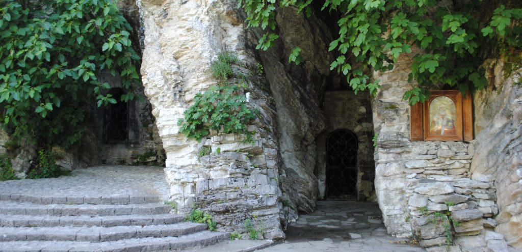 Мацестинские пещеры