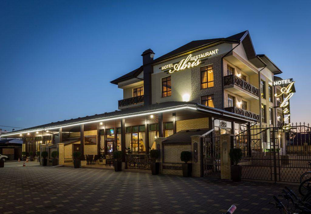 Отель Abris