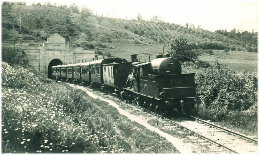 90 лет со дня открытия железной дороги между Новой и Старой Мацестой
