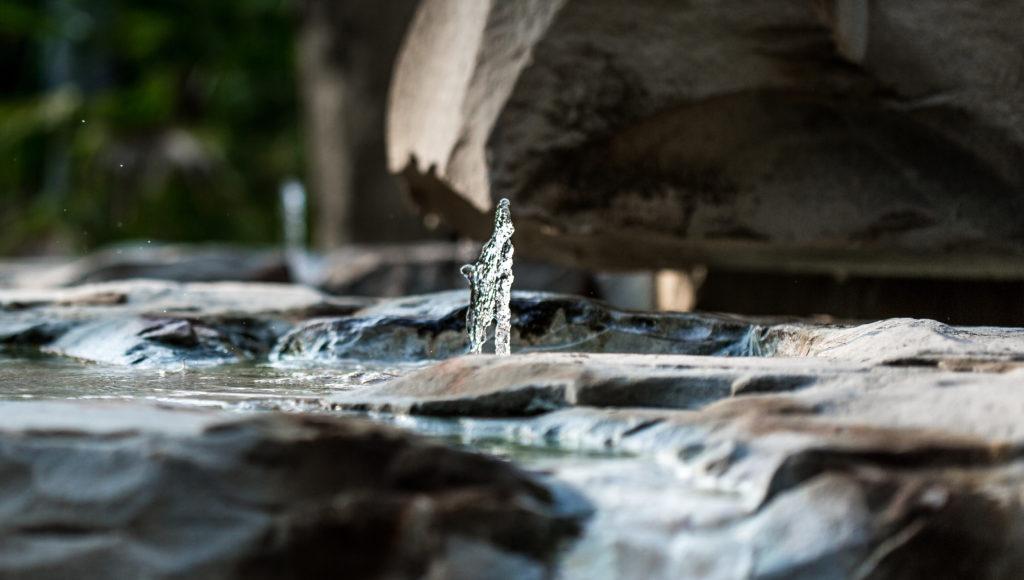 Питьевые минеральные воды курорта Сочи