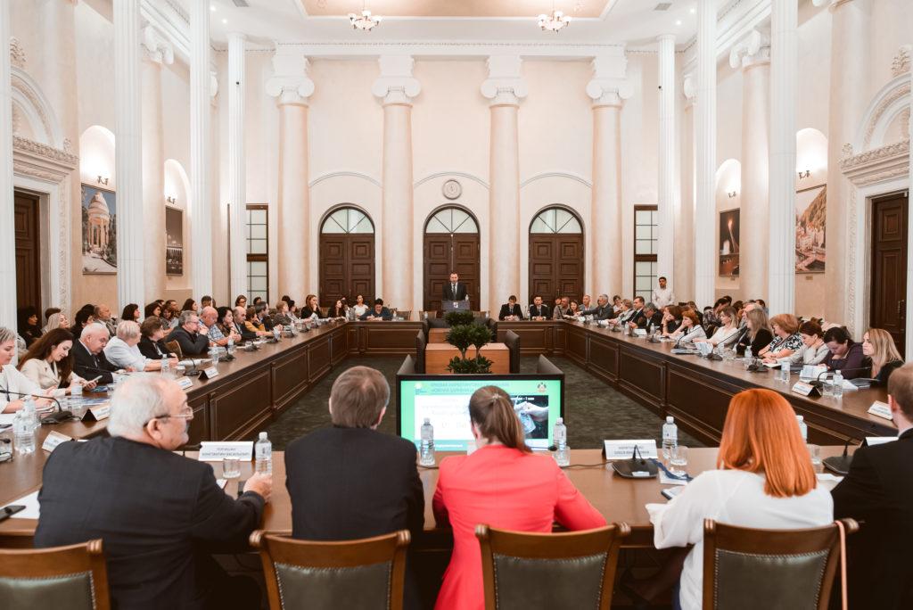 III научно-практическая конференция Курорт Сочи-Мацеста: синергия региональных инициатив бальнеологических курортов России